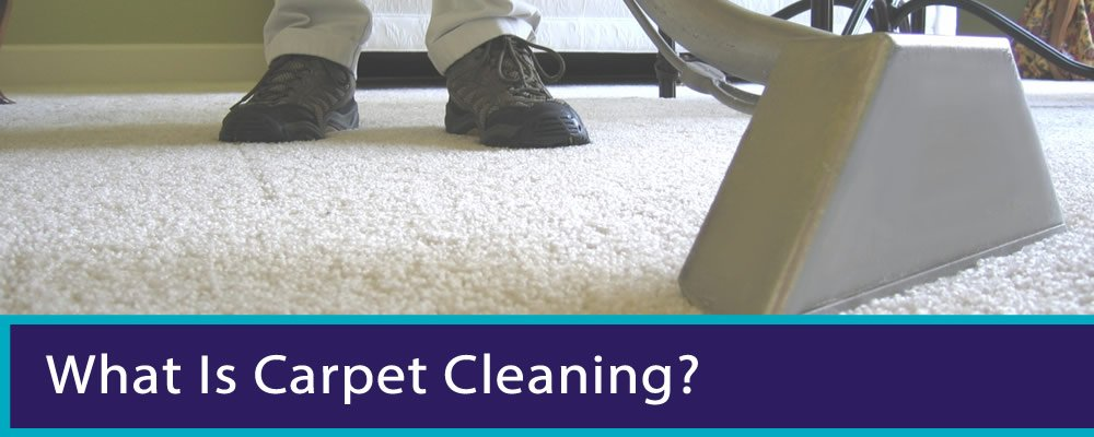 What Is Carpet Cleaning