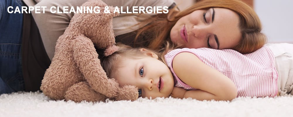 Carpet Cleaning & Allergies