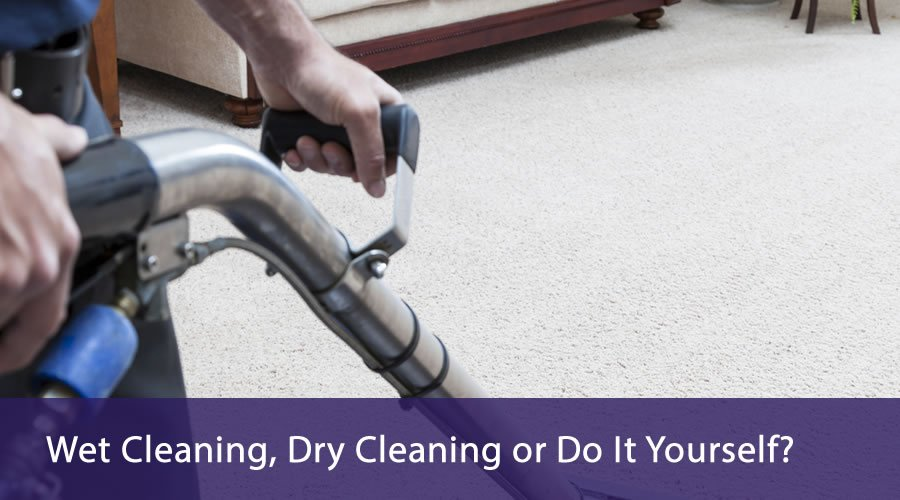 Carpet Cleaning Method Comparison